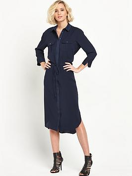 warehouse-midi-shirt-dress