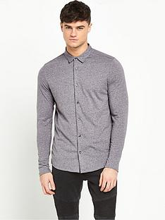 river-island-jersey-mens-shirt-ndash-grey