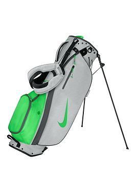 nike-sport-litenbspii-carry-bag-silverdark-greyvoltage-green