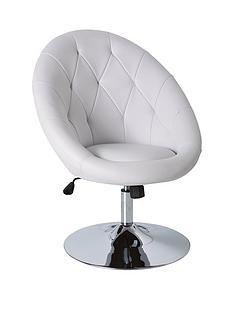 Odyssey Leisure Chair   White