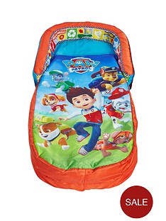 paw-patrol-my-first-readybed