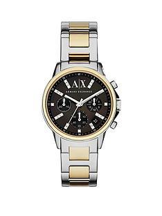 armani-exchange-armani-exchange-black-dial-and-two-tone-bracelet-strap-ladies-watch