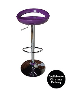 avanti-bar-stoolnbsp--purple-and-chrome