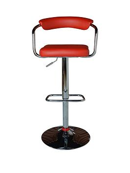 Texas Bar Stool – Red