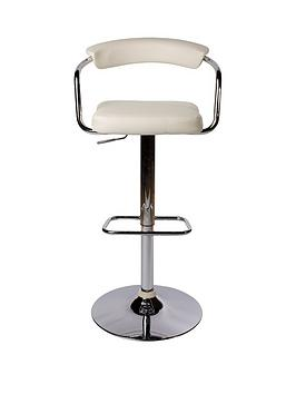 Texas Bar Stool – Cream