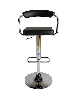 Texas Bar Stool – Black