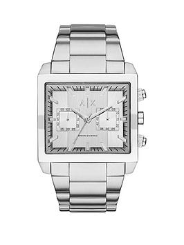 armani-exchange-silver-dial-and-silver-b