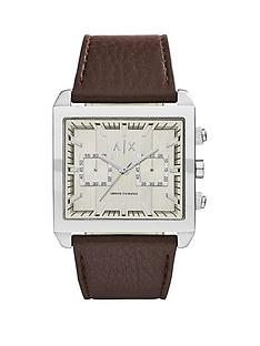 armani-exchange-taupe-dial-and-dark-brow
