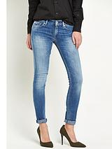 REPLAY LUZ MID RISE SKINNY JEAN