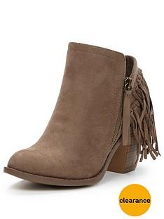 glamorous-fringed-ankle-boots