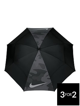 nike-62-inchnbspwindsheer-lite-ii-umbrella-blacksilverdark-grey