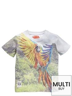 ladybird-boys-parrot-t-shirt