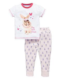 ladybird-girls-bunny-pyjamas