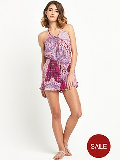 v-by-very-lace-up-beach-playsuitnbsp