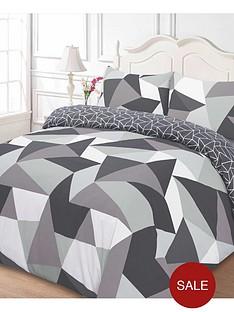 shapes-duvet-and-pillowcase-set-blackgrey