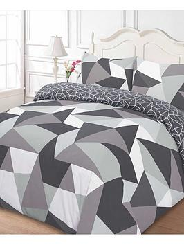 shapes-duvet-and-pillowcase-set-blackgrey