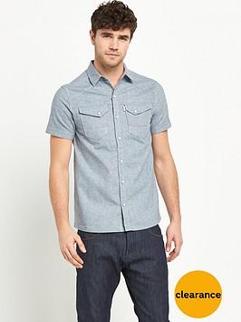 883-police-oblivion-short-sleeved-shirt