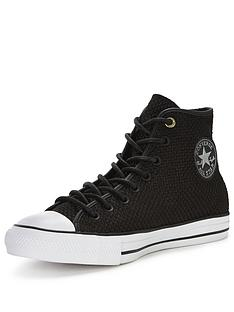 converse-chuck-taylor-all-star-amp-cloth-hi-top-trainers