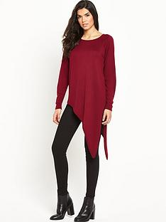 v-by-very-asymmetric-drape-jumper