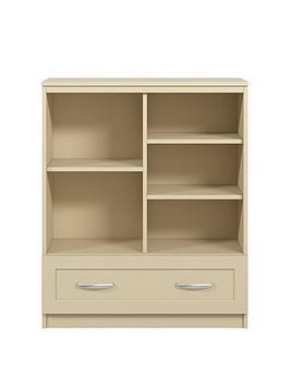 oslo-console-bookcase-cream