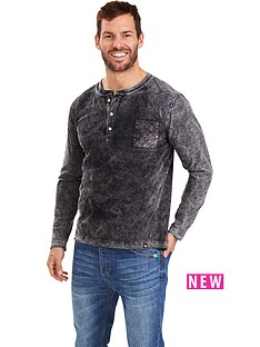 joe-browns-biker-mens-henley-top