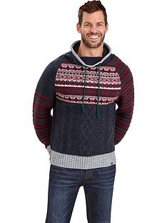 joe-browns-funky-flannel-mens-hoodie
