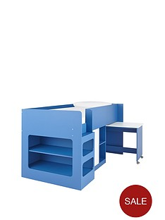 orleans-mid-sleeper-kids-bed-with-desk-cupboard-and-shelves