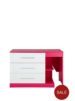 orleans-3-drawer-kids-desk