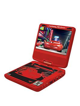 disney cars portable dvd player. Black Bedroom Furniture Sets. Home Design Ideas