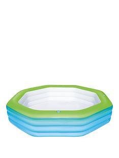 bestway-deluxe-octagonal-family-pool