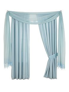 daisy-pleated-lines-voiles-pair