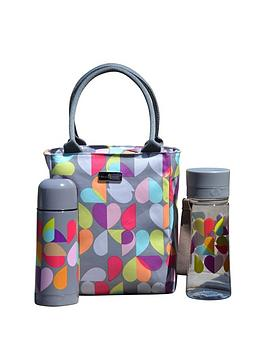 beau-elliot-brokenhearted-insulated-lunch-tote-with-vacuum-flask-amp-hydration-bottle