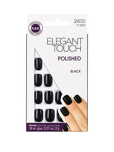 elegant-touch-elegant-touch-polished-square-nails-black