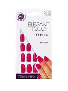 elegant-touch-elegant-touch-polished-oval-nails-fuchsia
