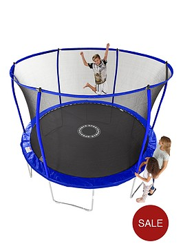 Sportspower Easi Store 12ft Trampoline with Enclosure