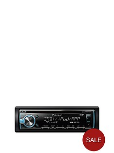 pioneer-ic-cd-tuner-usb-dab-ipodiphone-control-mixtrax-amp-rgb-display-deh-x6800dab