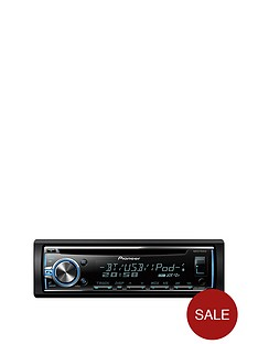 pioneer-ic-cd-tuner-usb-ipodiphone-control-bt-mixtrax-rgb-display-deh-x5800bt