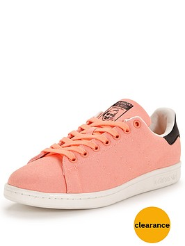 adidas-originals-stan-smith-mens-trainers-pale-red