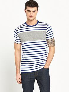 v-by-very-crew-neck-stripe-t--shirt
