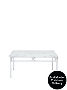 marble-effect-coffee-table