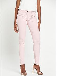 v-by-very-double-zip-coated-skinny-jeans