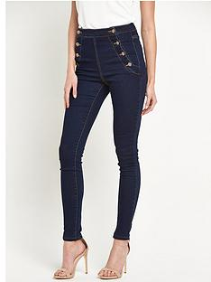 v-by-very-high-waist-studded-skinny-jean