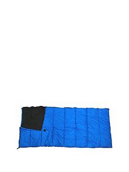 highland-trail-extra-wide-fleece-lined-sleeping-bag