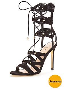 lipsy-bevan-caged-heeled-sandalnbsp