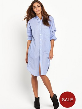 g-star-raw-stripe-shirt-dress