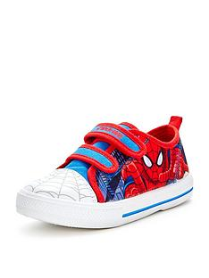 spiderman-spiderman-canvas-shoe