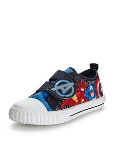 marvel-boys-avengers-canvas-shoes