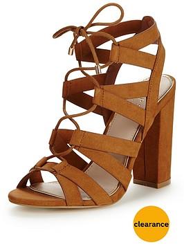 lipsy-cleo-strappy-block-heel-sandal
