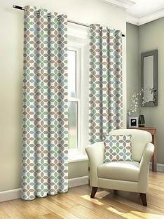 morroco-printed-eyelet-curtains