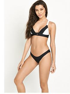 south-beach-double-strap-colour-block-bikini-set